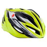 MET helm Forte 60-62 gl/zw/wit