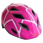 MET helm Genio pink stars 52-57 rz
