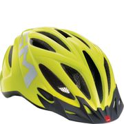 MET helm 20miles 52-58 safety yellow