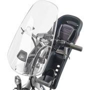 Polisport windscherm transp