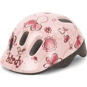 Polisport helm Birdy  XXS cr/roze