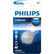 Philips batt CR2025 Lith 3V BP1