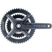 Praxis crankstel Alba M30 DM X-spider 165 52/36T