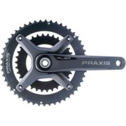 Praxis crankstel Alba M30 DM X-spider 175 52/36T