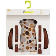 Qibbel stylingset luxe a dots bruin