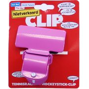 NV hockey/racketclip roze krt