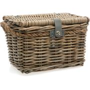 Rieten fietsmand Melbourne Rattan medium - grey -