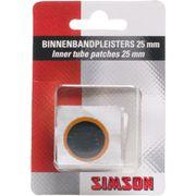 Simson plakkers 25mm