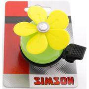 Simson bel Bloem grn/geel