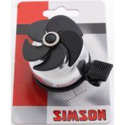 Simson bel Air chr/zwart