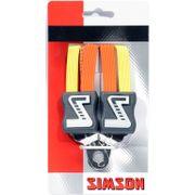 Simson snelbinder kort or/geel