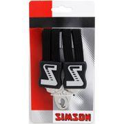 Simson snelbinder lang zwart