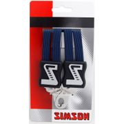 Simson snelbinder lang d blauw