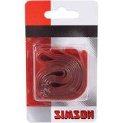 Simson velglint 22mm pvc