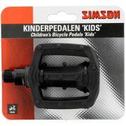 Simson pedaalset kids reflectoren zwart (2)
