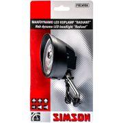 Simson kopl Radiant naafdyn 7 lux aan/uit