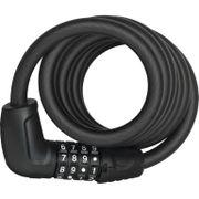 Abus cijf kabelslot 6512C/180 zw