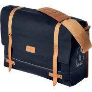 Basil messenger tas Portland donker blauw