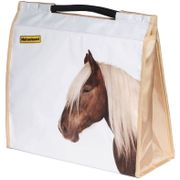 NV shoppertas paarood bisonyl