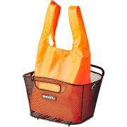 Basil shoppertas vouwbaar oranje