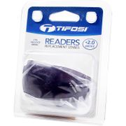Tifosi reader lens Veloce smoke +2.0