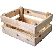 transport krat mini hout