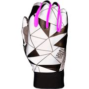 Wowow Dark Gloves Urban S roze