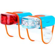 IKZI verl set mini Stripties led blauw