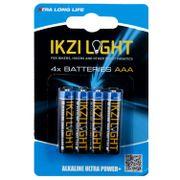 IKZI batt LR03 Alk AAA krt (4)
