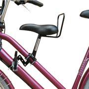 zadel op buis D fiets  model 1