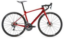 Langma Advanced Pro 1 Disc XXS Red