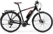 E-SPRESSO 900 EQ SPORT MATT BLACK/RED/GREY 56CM
