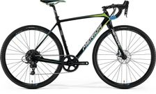 CYCLOCROSS 5000 METALLIC BLACK/BLUE/GREEN XS