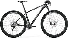 Merida Big Nine Xt Matt Carbon/white/grey 19