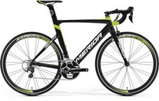 Merida Reacto 500 Matt Black/Green/White L