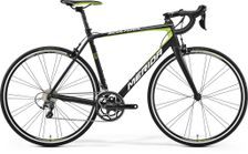 Merida Scultura 500 Matt Black/Green M-L