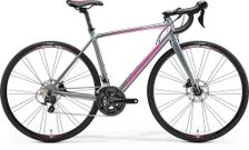 SCULTURA DISC 400 JULIET MATT ANTHRACITE/PINK S 50