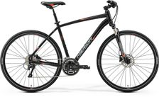 CROSSWAY 300 MATT BLACK/RED/GREY 48CM