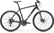 CROSSWAY XT EDITION MATT BLACK/GREY/WHITE 58CM