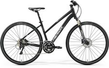 CROSSWAY XT EDITION LADY MATT BLACK/GREY/WHITE 46C