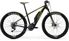 E-BIG NINE 500 MATT BLACK/YELLOW M 43CM