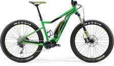 E-BIG TRAIL 500 GLOSSY GREEN/BLACK XL