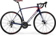 Merida Scultura Disc 4000 Dark Blue/team Replica L 56cm