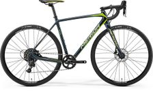 CYCLO CROSS 6000 DARK GREY/GREEN/YELLOW S 50CM
