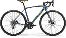 CYCLO CROSS 300 PETROL/YELLOW/TEAL S-M-52CM