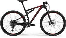 NINETY-SIX 9.800 MATT BLACK/SHINY RED XL
