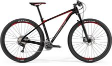 Merida Big Nine 700 Matt Black/red/grey Xl 21