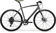 SPEEDER 300 SILK ANTHRACITE/BLACK XL 59CM