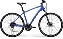 CROSSWAY 100 MATT BLUE/BLUE XL 59CM