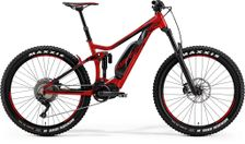 E-ONE SIXTY 900 RED/BLACK M 43CM